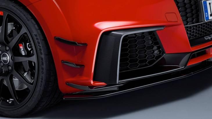 Ауди представила концепт-кар 600-сильногоTT Clubsport Turbo