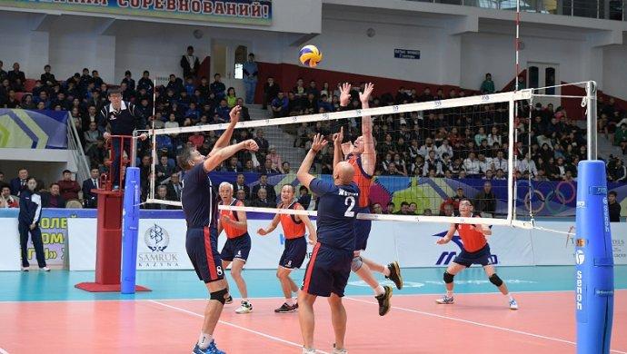 Международный «Кубок Жетысу» по волейболу среди ветеранов стартует в Талдыкоргане