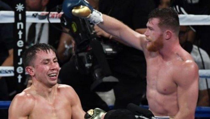 Бокс генадий и алварес