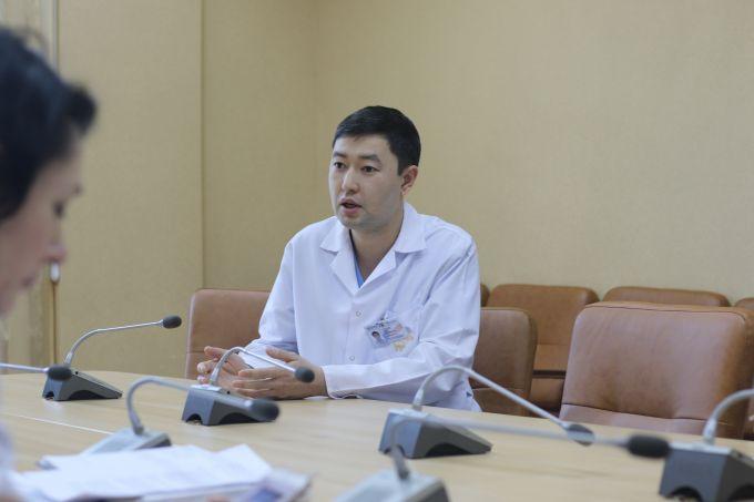 В Больнице Медицинского центра Управления делами Президента лечат эпилепсию