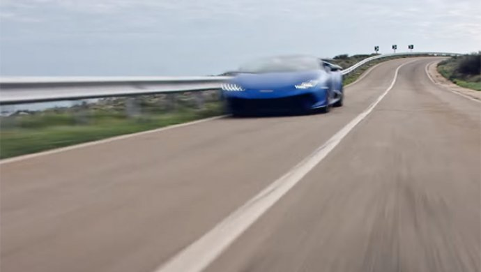 У Lamborghini Huracan вскоре появится хардкорная версия