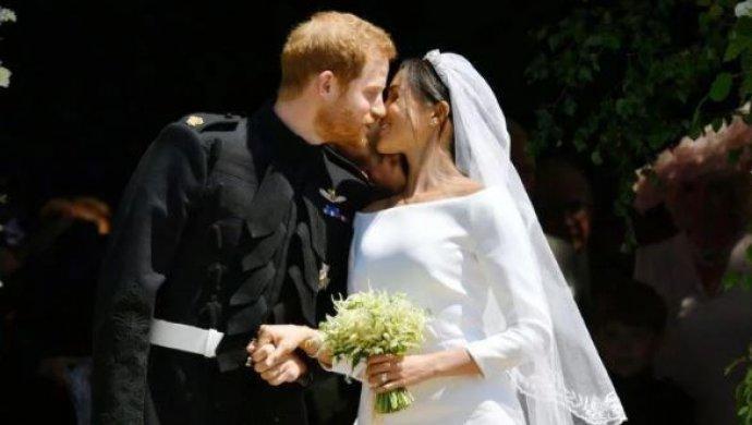 свадьба принца гарри фото со свадьбы