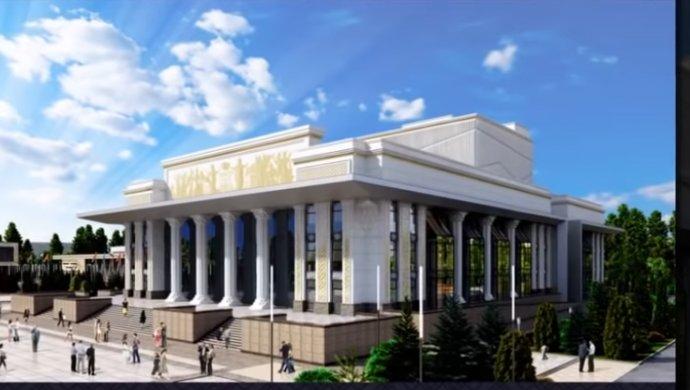 Театр талдыкорган афиша афиша театров на сегодня екатеринбург
