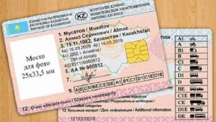 Квитанция на оплату госпошлины получение водительского удостоверения