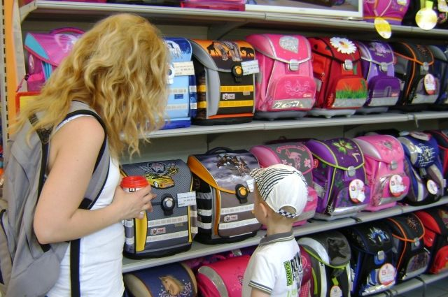 Сколько стоит собрать ребенка в школу в 2018 году