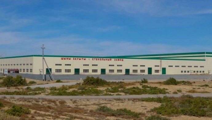 Запустить стекольный завод в Кызылорде поручил президент