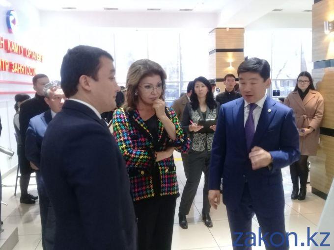 Дарига Назарбаева: Кто хочет работу, тот ее найдет
