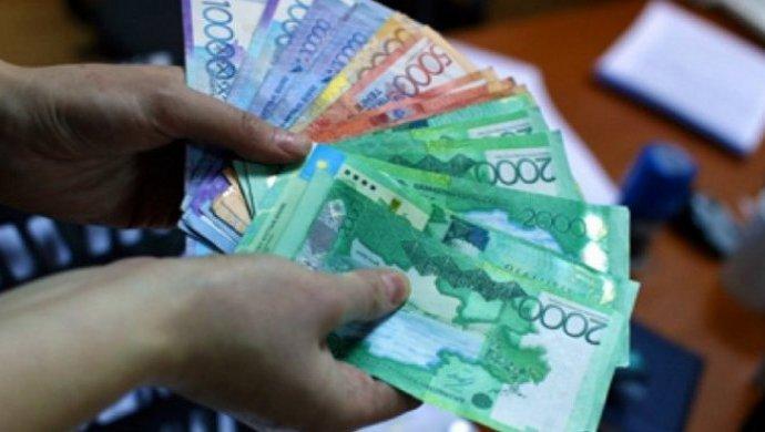 176 050 тенге составила номинальная зарплата одного работника в прошлом году