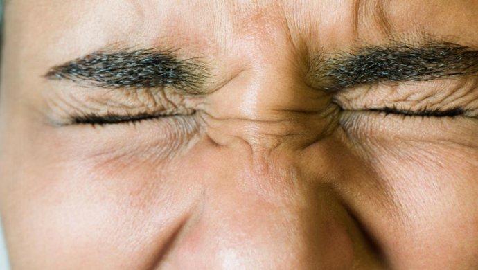 Может ли инородное тело попасть в глаз