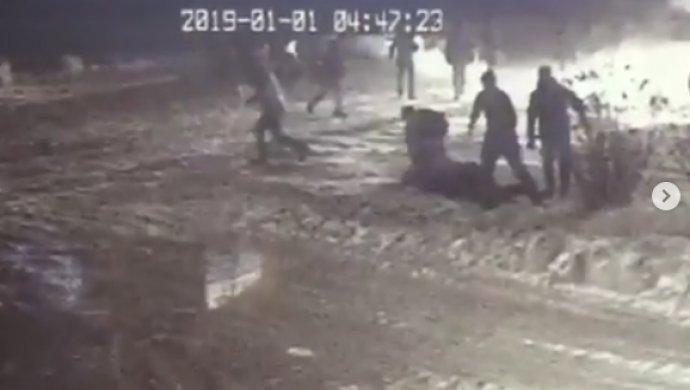 Праздничное застолье закончилось поножовщиной в Караганде
