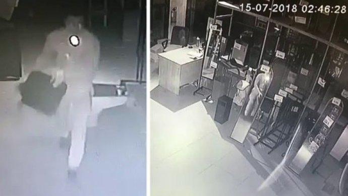 Из-за мести два менеджера  подожгли магазин в Караганде