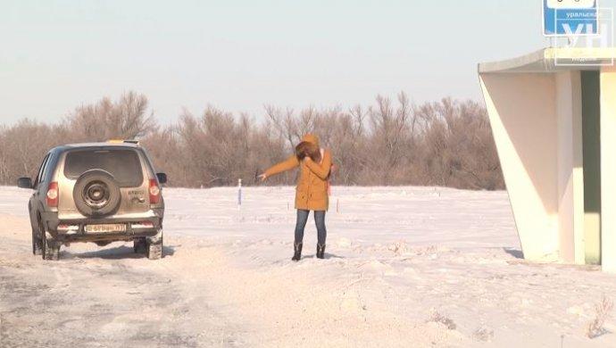Девушка из ЗКО ежедневно проезжает 120 километров ради мечты (ВИДЕО)