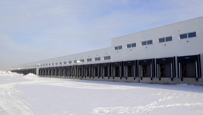 Самый крупный оптово-распределительный центр строится в Караганде