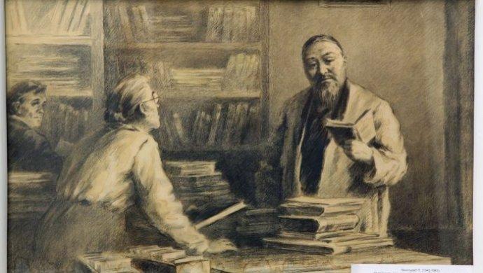 В Казахстане снимут художественный фильм про Абая Кунанбаева
