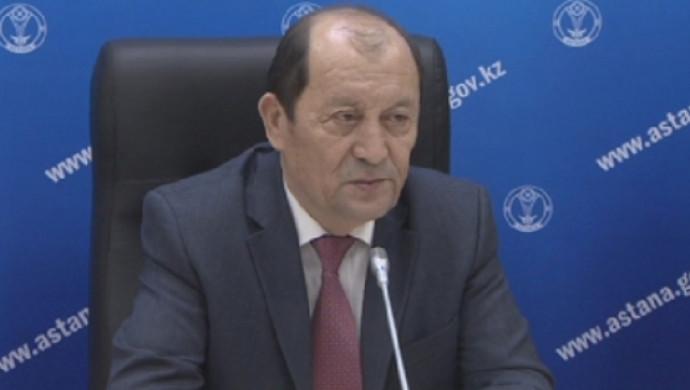 Глава Комитета по водным ресурсам МСХ отстранен от работы