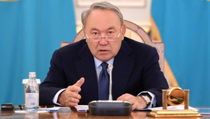 375 миллион человек будут вынуждены сменить профессию, - Нурсултан Назарбаев
