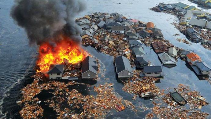 Десять крупных техногенных катастроф в мире