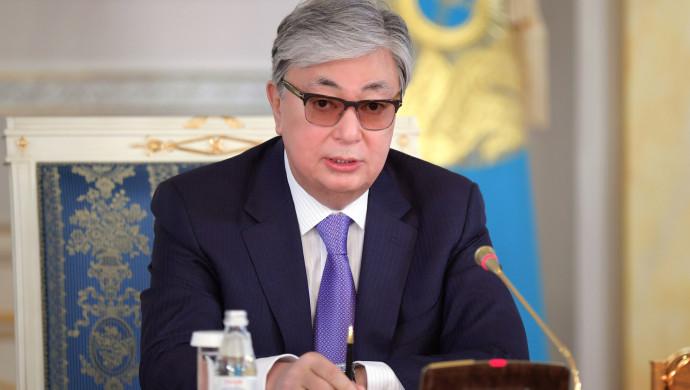 Принять меры по предотвращению паводков в регионах поручил Касым-Жомарт Токаев
