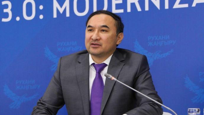 Бабакумаров освобожден от должности советника Президента