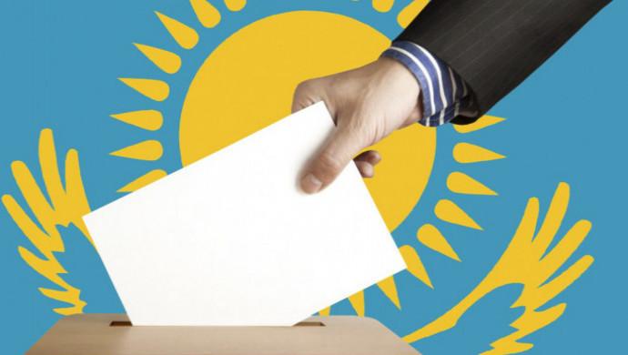 Сайлауға кандидаттарды тіркеу 28 сәуірде аяқталады