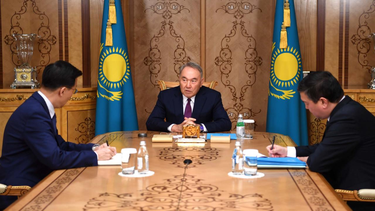 Нурсултан Назарбаев поздравил народ Китая с 70-летием Китайской Народной Республики