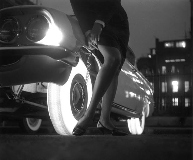 светящееся колесо