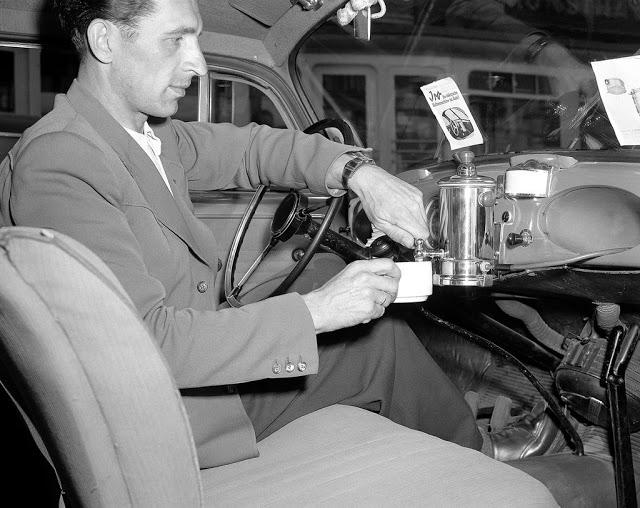 изобретения кофемашина