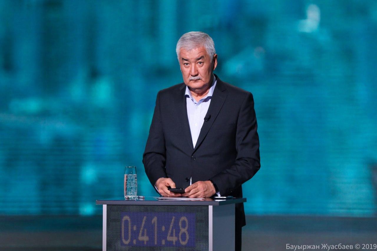 Сельский бизнес необходимо временно освободить от налогов - кандидат Косанов