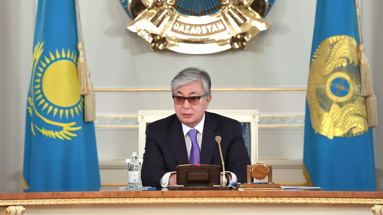 Касым-Жомарт Токаев зарегистрирован кандидатом в президенты на выборы