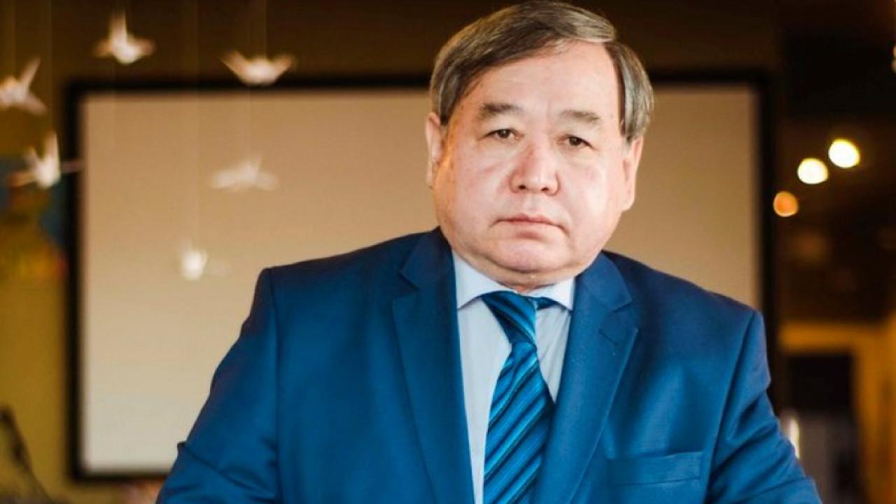 Садыбек Тугел зарегистрирован кандидатом в президенты РК