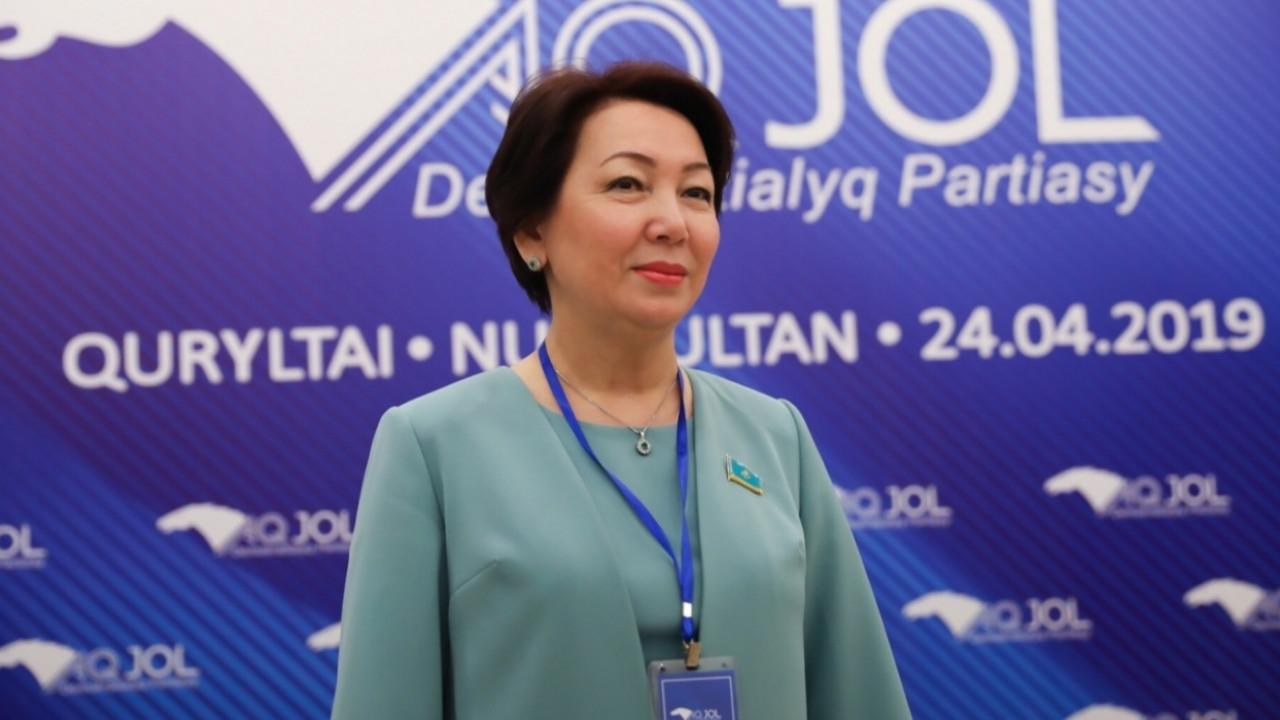 ЦИК зарегистрировал Данию Еспаеву кандидатом в президенты Казахстана