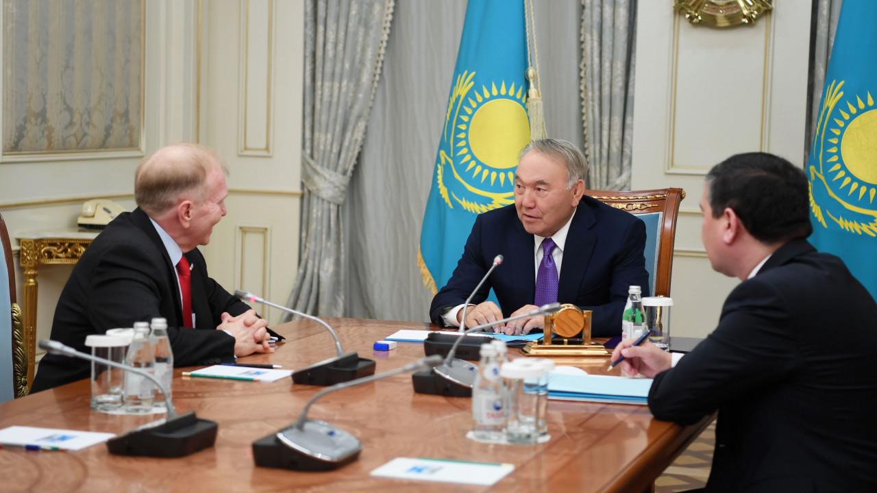 Нурсултан Назарбаев: США являются для нас важным партнером