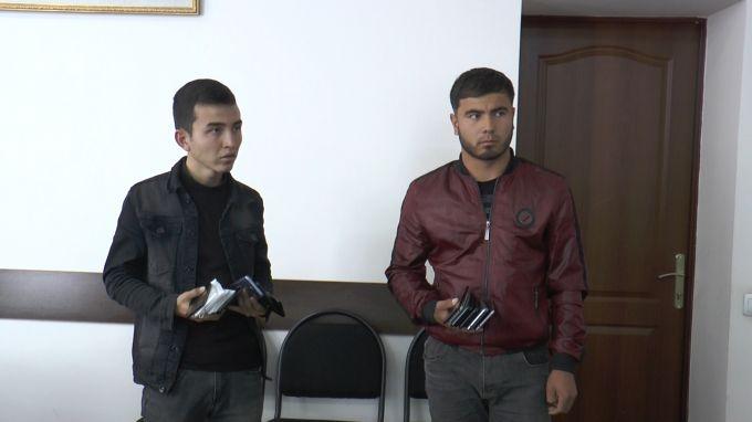 Международный канал сбыта краденых телефонов пресечен полицейскими Алматы