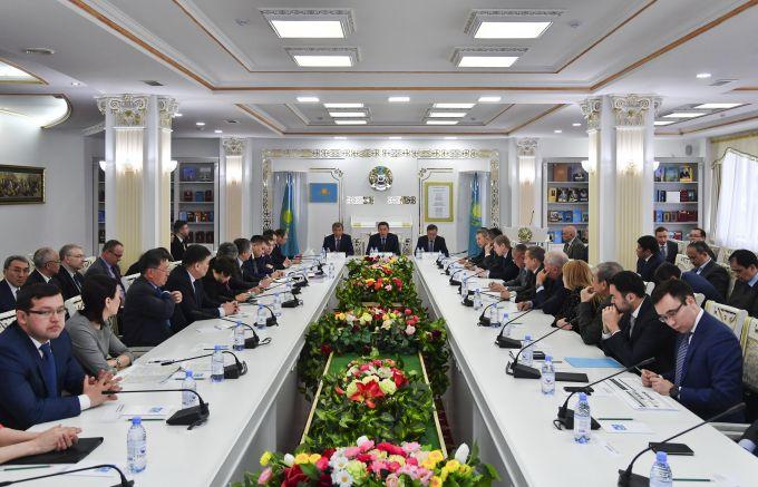 Вопросы водной безопасности обсудили в Совбезе РК