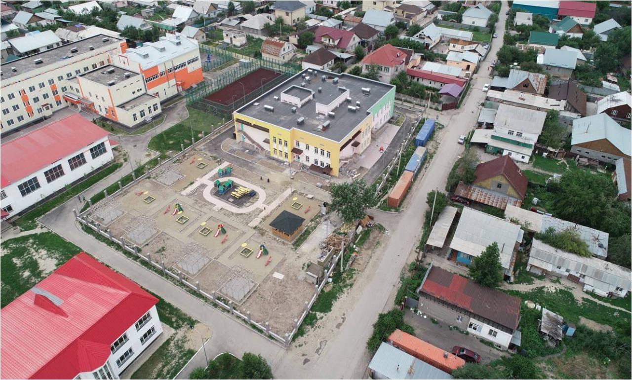 В Алматы построят театр балета, конгресс-центр, 6 детских садов и 10 школ