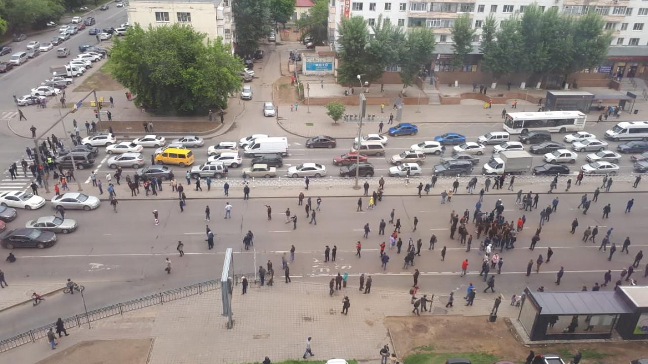 Генпрокуратура: 957 человек за участие в митингах наказаны судом