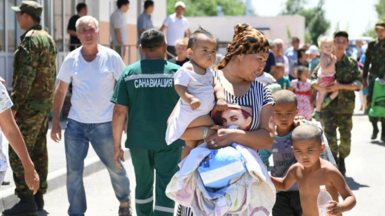Открыт сбор средств для помощи пострадавшим в городе Арысь