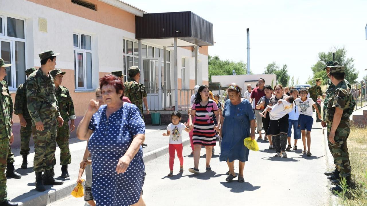 Создан фонд помощи пострадавшим при взрывах в Арыси