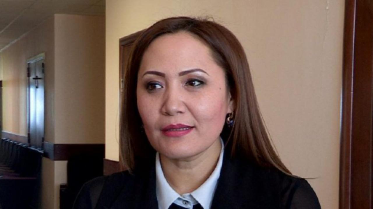 Айгуль Капбарова стала депутатом Сената от Шымкента