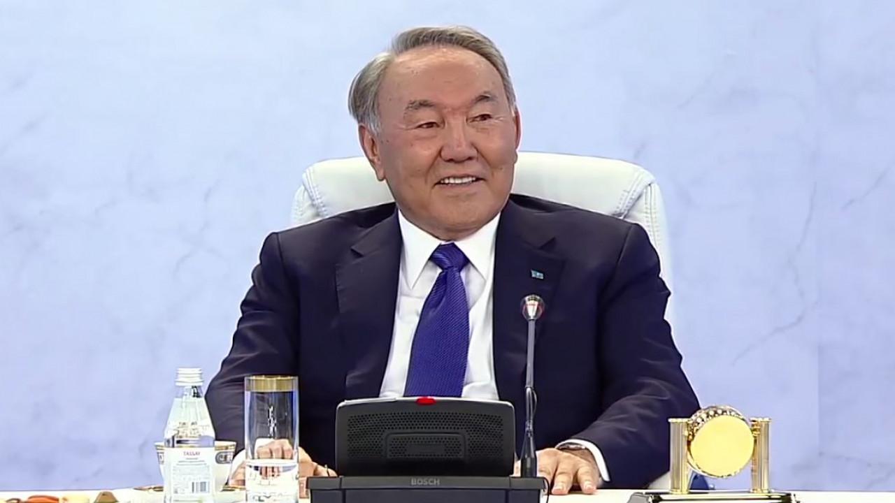 Поздравления назарбаеву с днем рождения