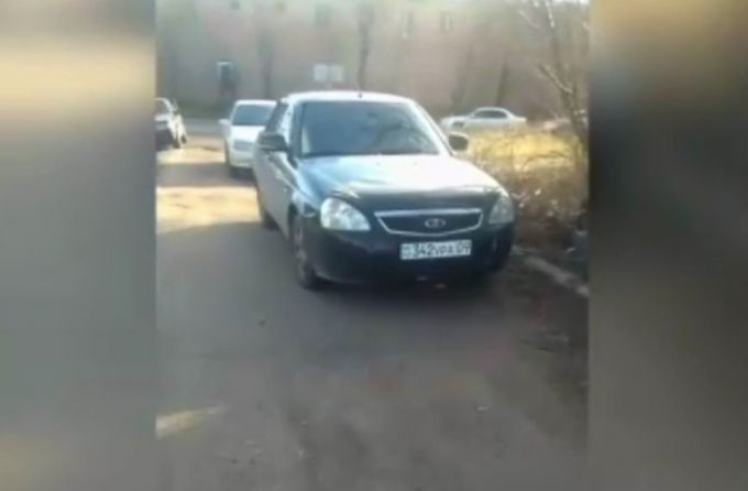 Полицейские оштрафовали полицейских в Караганде