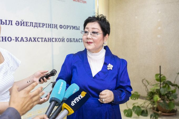 The large-scale forum of rural women took place in East