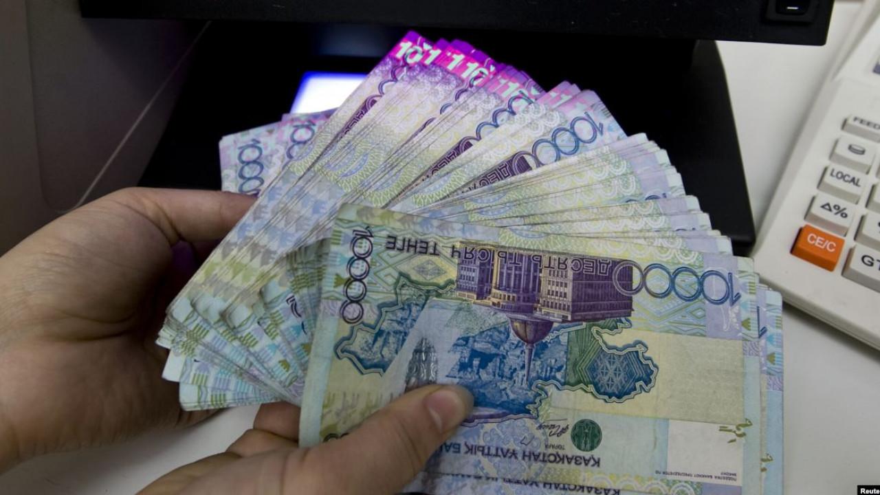 Житель Талгара организовал цех по производству денег
