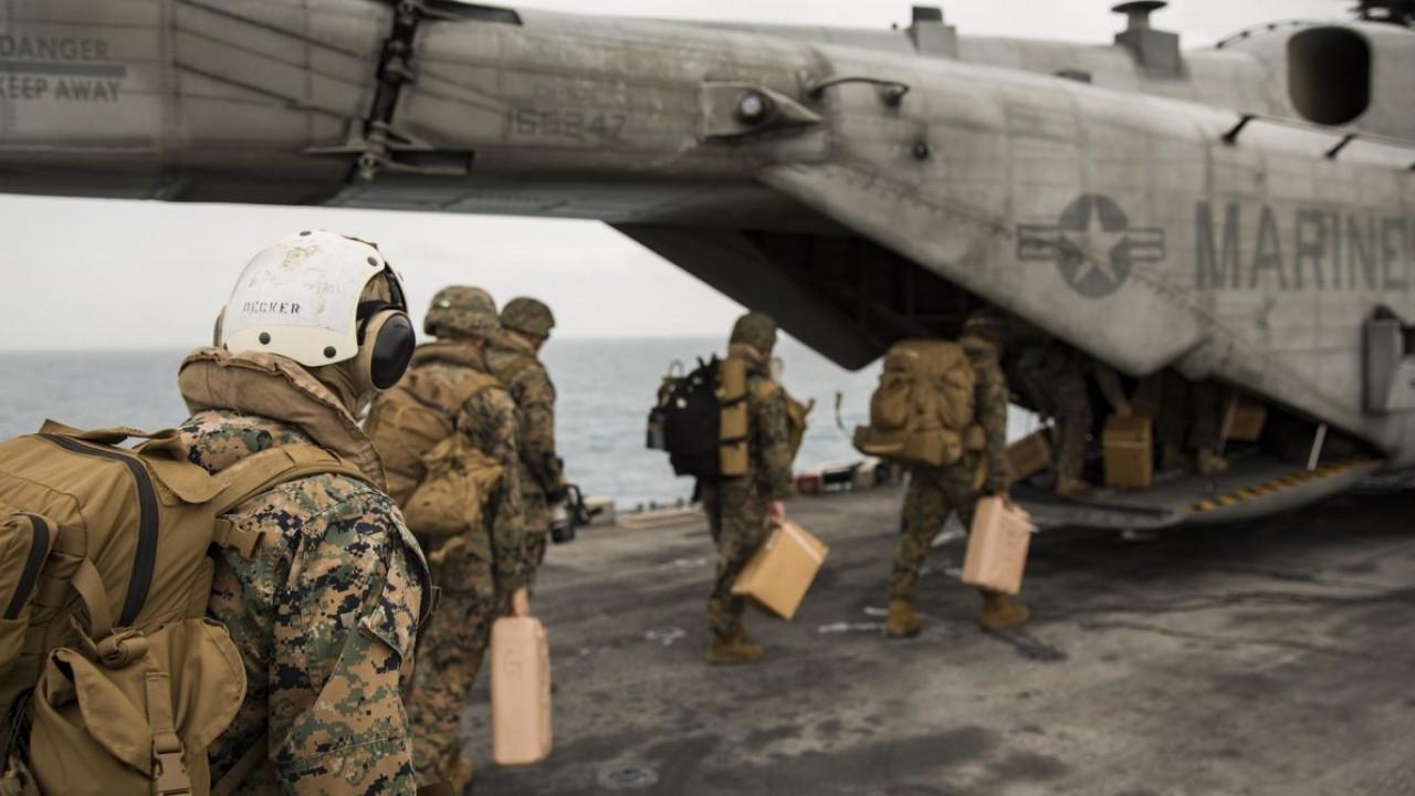 США перебрасывают военных в Саудовскую Аравию