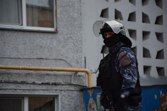 Конфликт из-за намордника перешел в спецоперацию силовиков в Петропавловске (ВИДЕО)