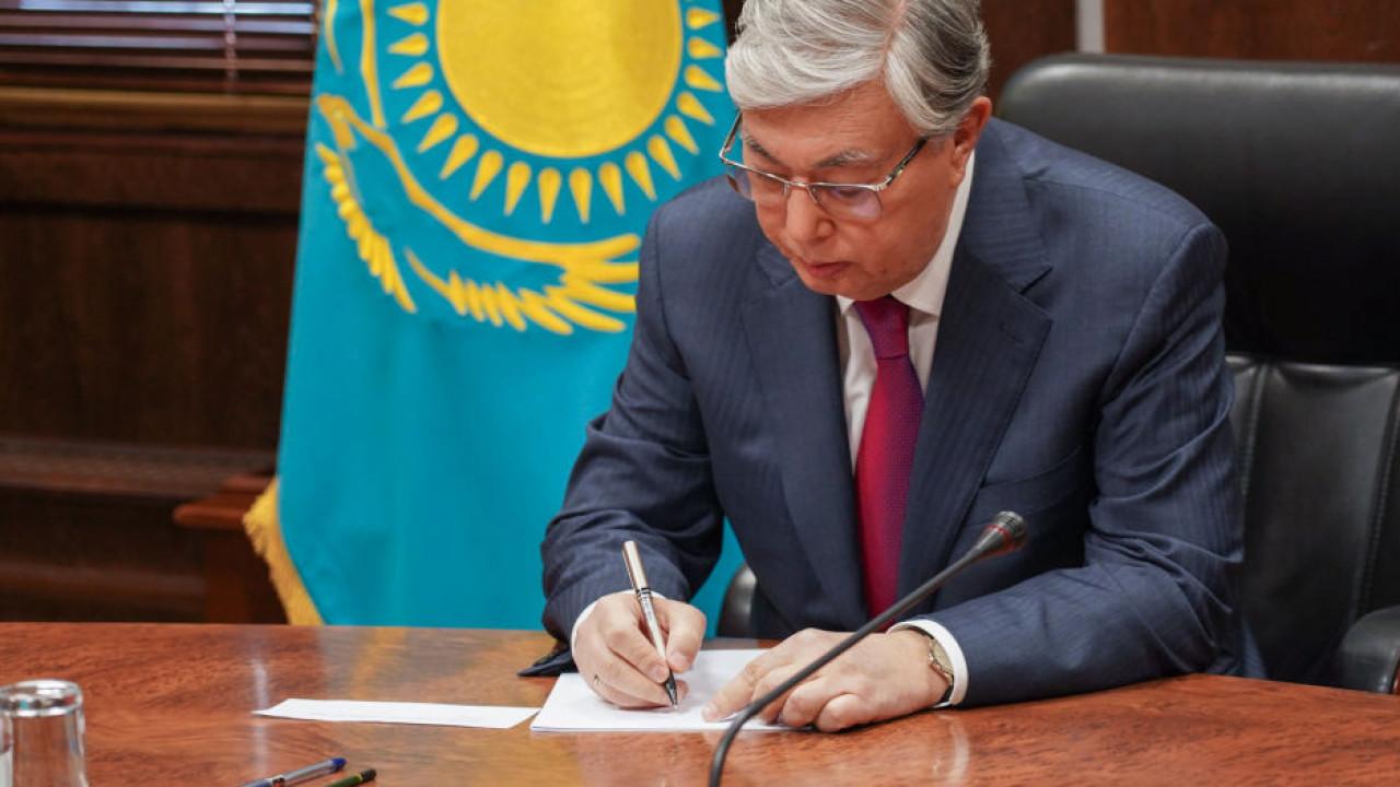 К.Токаев ратифицировал соглашение о военном сотрудничестве с Турцией