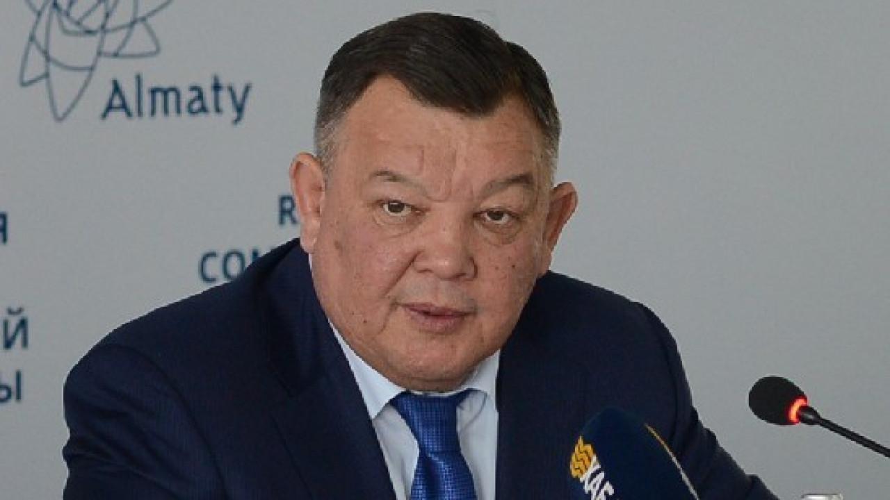 Багдат Манзоров вернулся на работу