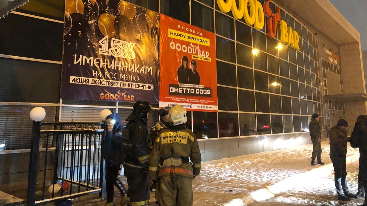 Фото о пожаре в ночном клубе клуб москва сити 84 этаже ночной