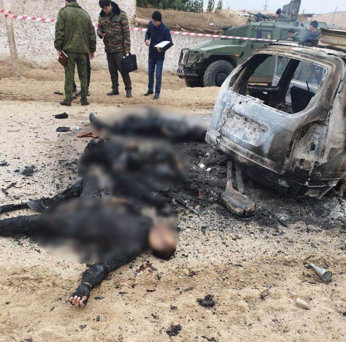 Появились подробности нападения на погранзаставу в Таджикистане
