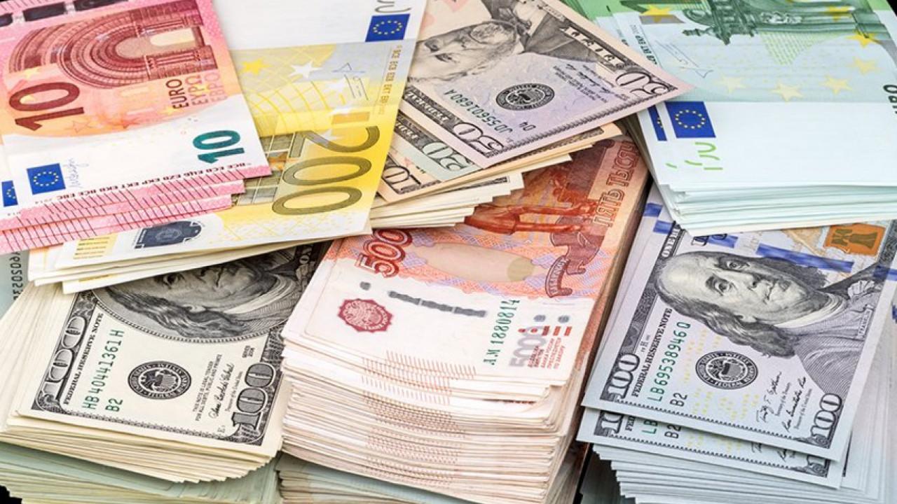картинки деньги доллары евро мелкие